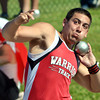 WARREN DILLAWAY / Star Beacon<br /> MATT FITCHET of Edgewood placed second in the Division II Ohio High School Athletic Association Division II State Track Meet on Friday in Columbus.