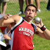 WARREN DILLAWAY / Star Beacon<br /> MATT FITCHET of Edgewood placed second in the Division II State Track Meet in Columbus on Friday.