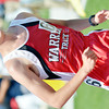 WARREN DILLAWAY / Star Beacon<br /> CHRIS LEMAY of Edgewood finished eighth on Saturday during the Division II 3200 meters at the Ohio High School Athletic Association State Track Meet in Columbus.