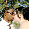 "MARGIE NETZEL / Star Beacon<br /> WEDNESDAY WAS wedding day for Reginald Steele and Ashley Daubenspeck as they said ""I do"" on 12/12/12 at noon at Lake Shore Park. The ceremony was performed by Sharon Bradley of Weddings With Your View."