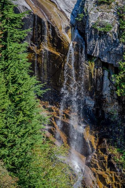 Denny Creek to Snowshoe Falls