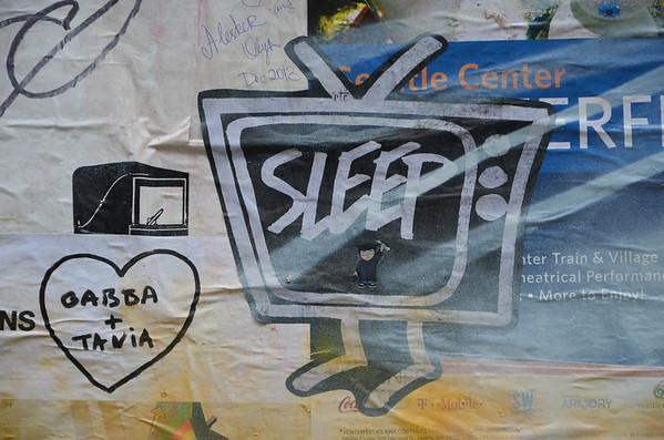Seattle Street Art January 2014