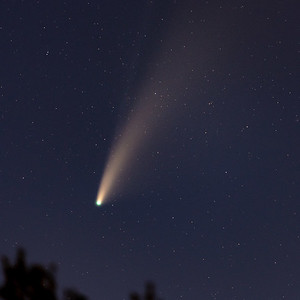 Comet Neowise Huly 2020