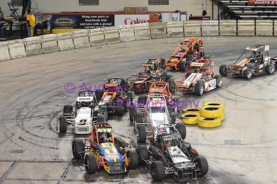 Atlantic City Indoor Race - Saturday