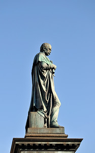Statue of Archduke Johann, Graz, (Austria)