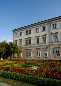 Mirabell Palace Gardens, Salzburg