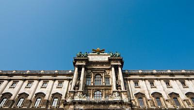 Neue Burg (New Castle), Hofburg Palace, Vienna, Austria