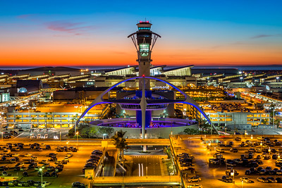 The encounter / LAX airport, USA