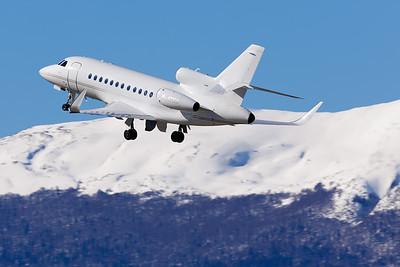 Corporate travel / Geneva airport, Switzerland
