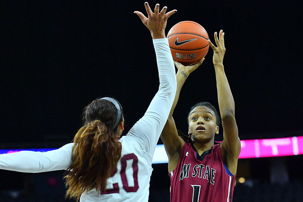 Play4Kay Shootout: New Mexico State vs. Santa Clara