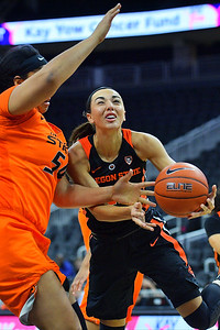 Play4Kay Shootout: Oregon State vs. Oklahoma State
