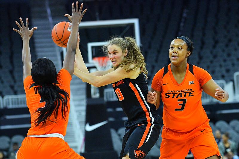 Play4Kay Shootout: Oregon State vs. Oklahoma State