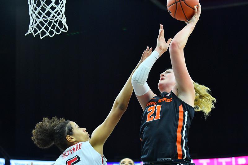 Play4Kay Shootout: Oregon State vs. UNLV