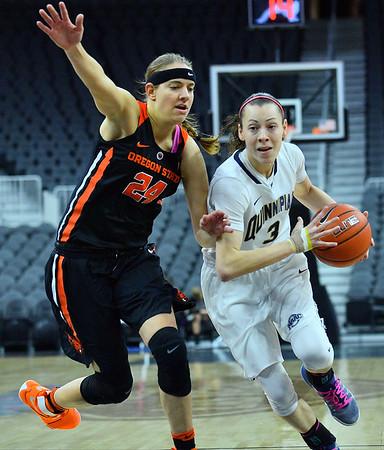 Play4Kay Shootout: Quinnipiac vs. Oregon State