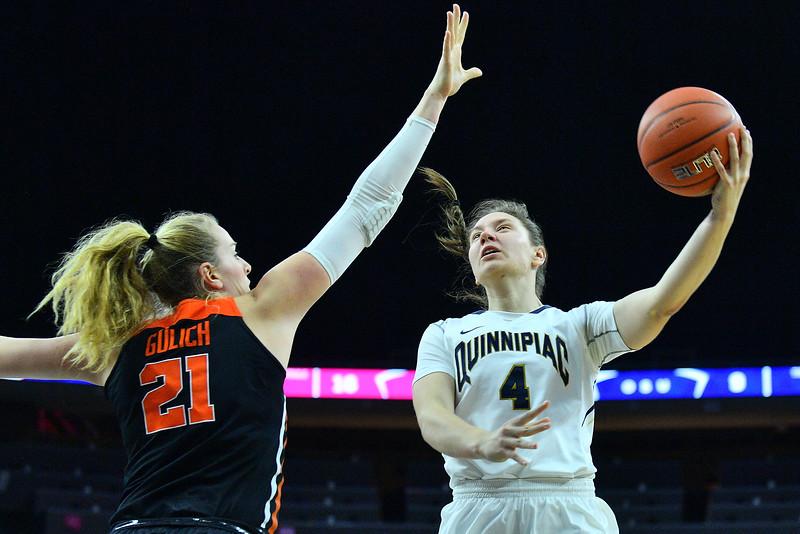 Play4Kay Shootout: Quinnipiac vs. Oregon State