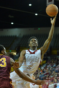 Betnune-Cookman at New Mexico State