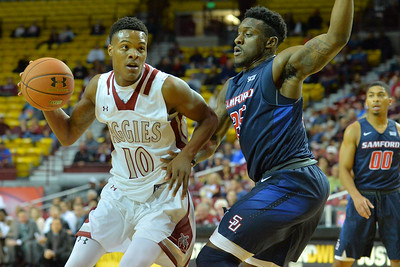 Samford at New Mexico State