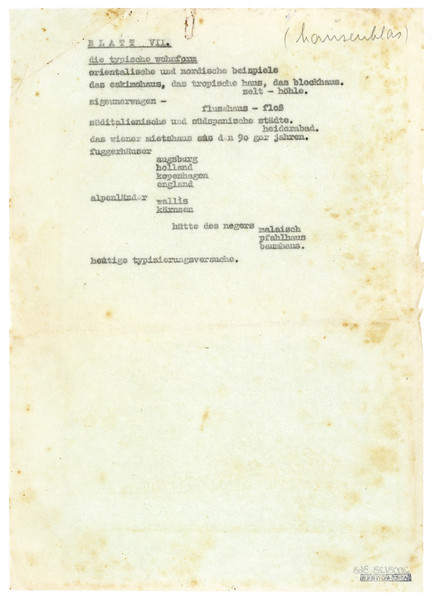 Architectural Considerations and Guidelines - Page VII