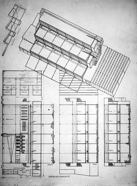 Original Photograph of the Plans