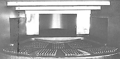 Internal View of the Model