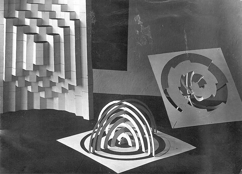 Vorkurs Study under Josef Albers