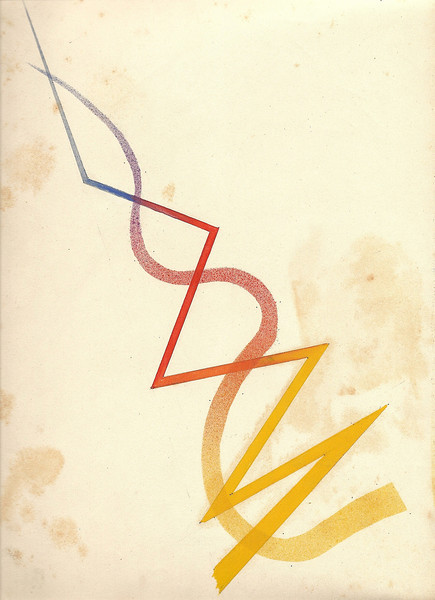 Vorkurs Work Under Wassily Kandinsky