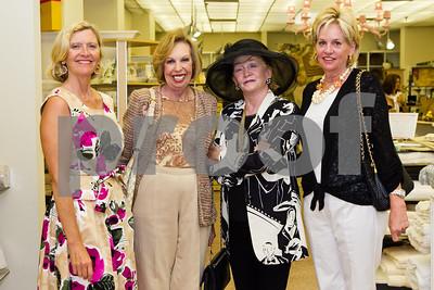 Tracy Sherman, Betty Jones, Judy Goodyear, Page Nelson