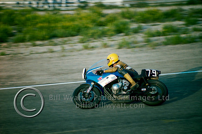 Jon Horne at Bol d'Or 1982