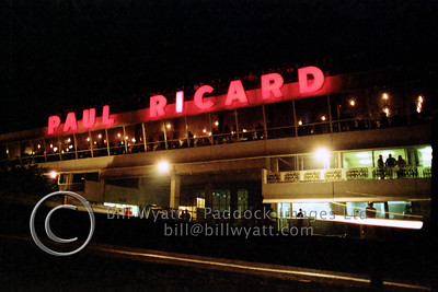 Paul Ricard at Night, Bol d'Or 1982