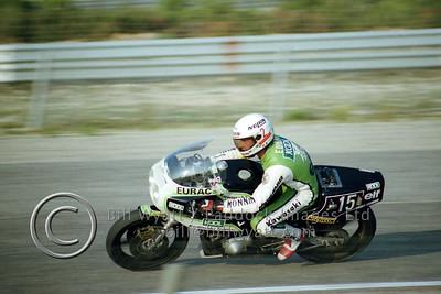 Monin, Eurac Kawasaki, Bol d'Or 1982