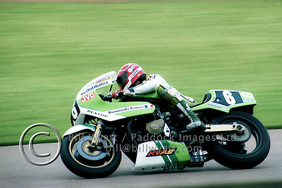 Jacques Cornu Donnington Edurance 1982