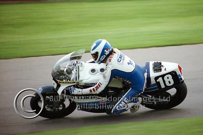 Herve Moineau Donnington Edurance 1982