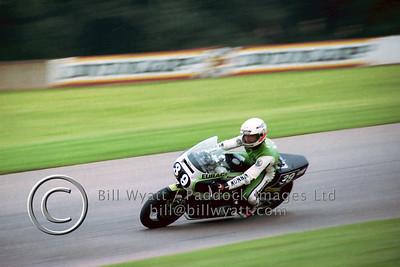 J.Monnin, Eurac Kawasaki, Donnington Edurance 1982