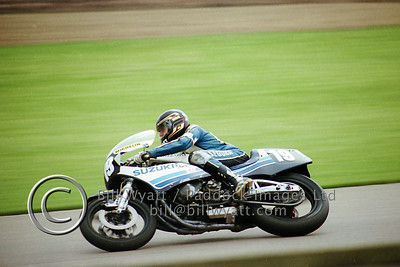 Dominique Pernet Donnington Edurance 1982