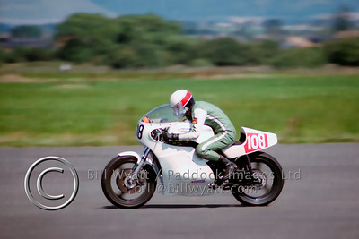 Dave Morris at Keevil