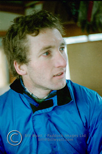Dave Morris in 1981