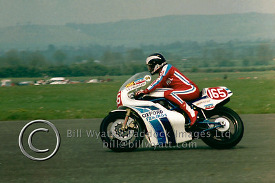 Phil Read at Colerne in 1982