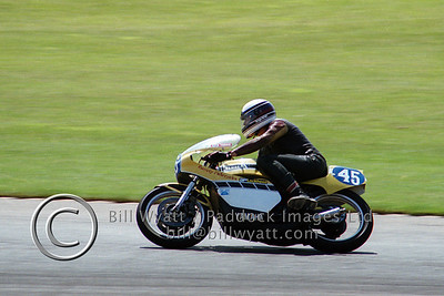 Nick Williamson TZ350