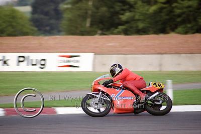 Alex Brimmell Yamaha TZ350