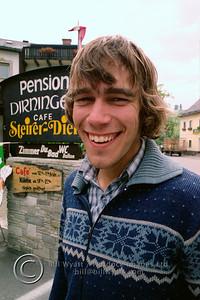 Trevor Nation in 1982