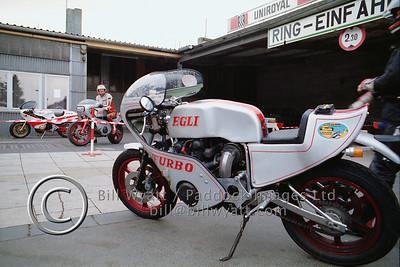 Egli Kawasaki Turbo 1982