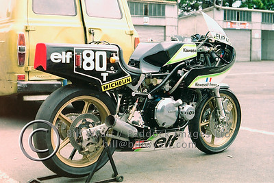 Eurac Endurance Kawasaki 1982