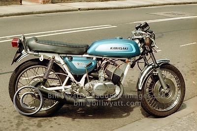 Alex's H1 Kawasaki