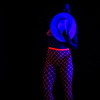 Girl Grateful black light shoot nsfw