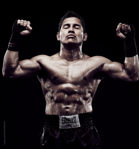 Usiel Hernandez Boxer