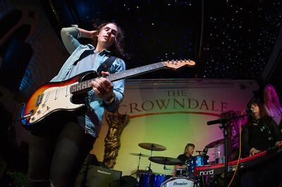 Buck & Evans @ The Crowndale 24/09/16