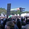 2006 Darfur Rally Crowd Dais_1755