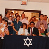 1983: B'nai Shalom Congregation of Sterling merged with Congregation Beth Emeth