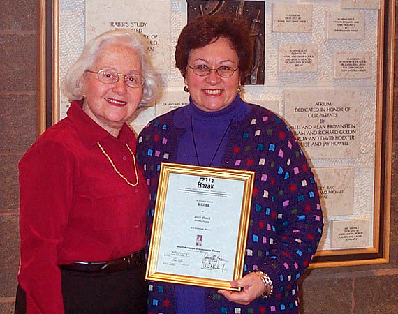 Charter Lois Anita
