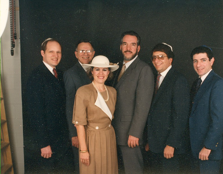Group Photos of CBE Presidents 1979-1988-2